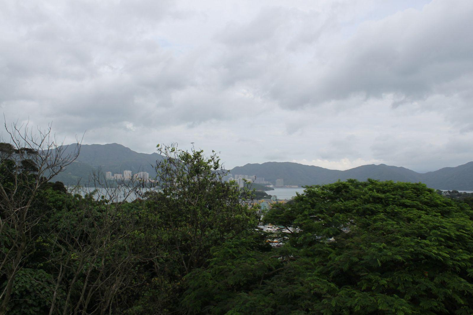 Остров Пенг Чау VR2/IV3TAN Направление на Европу коротким путем
