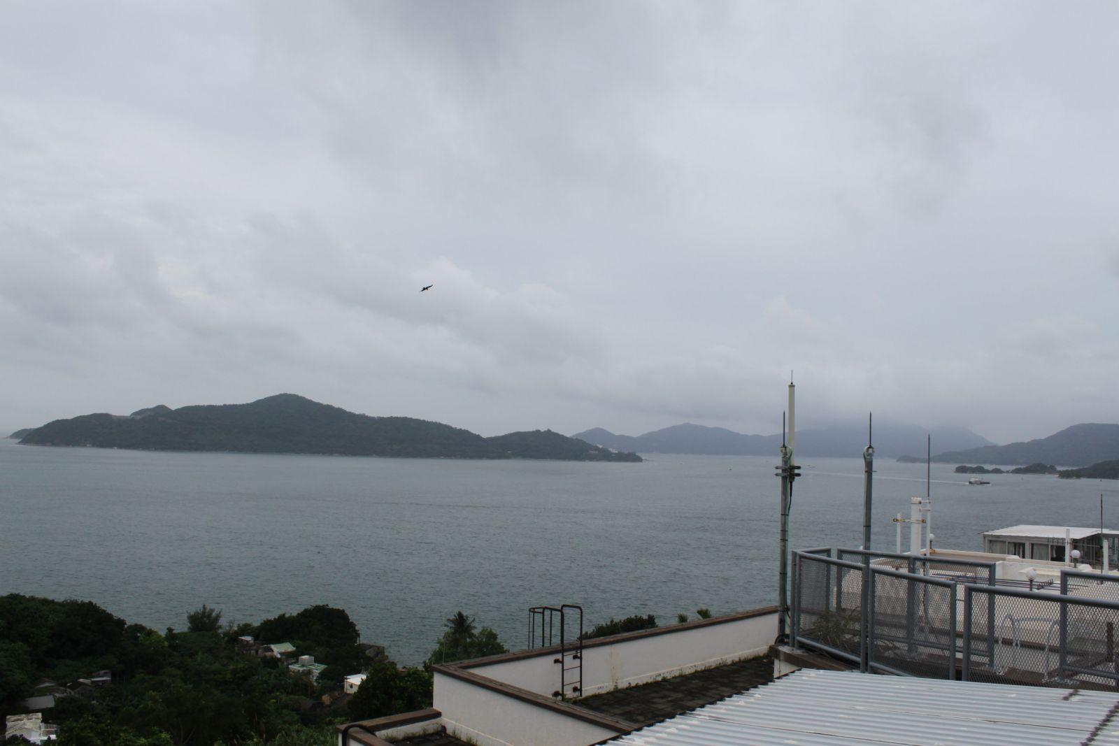 Остров Пенг Чау VR2/IV3TAN Направление на США длинным путем