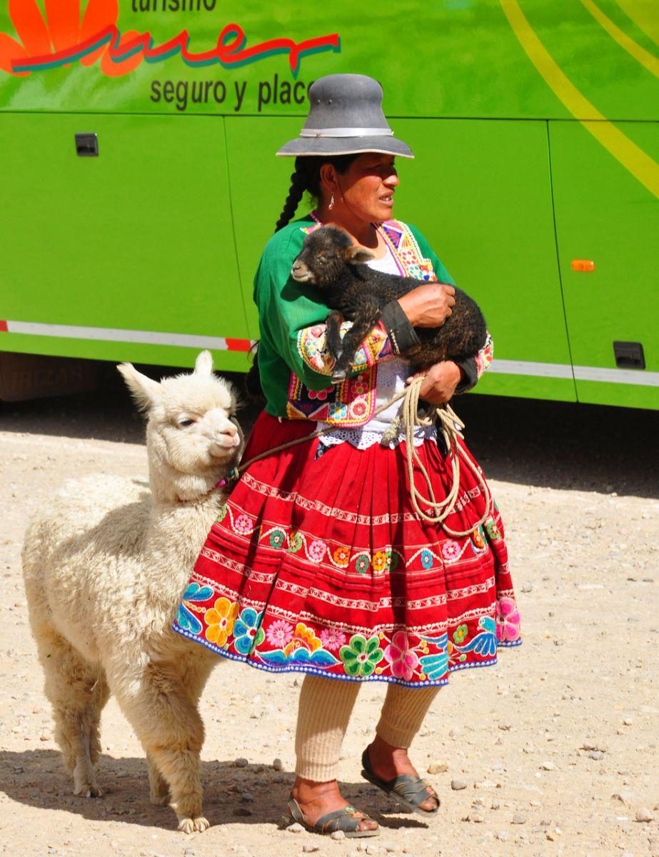 Перу OA1/DL1CW