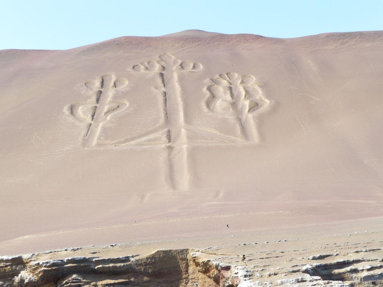 Перу OA4/F5LIT DX Новости Туристические достопримечательности  Пиратский знак