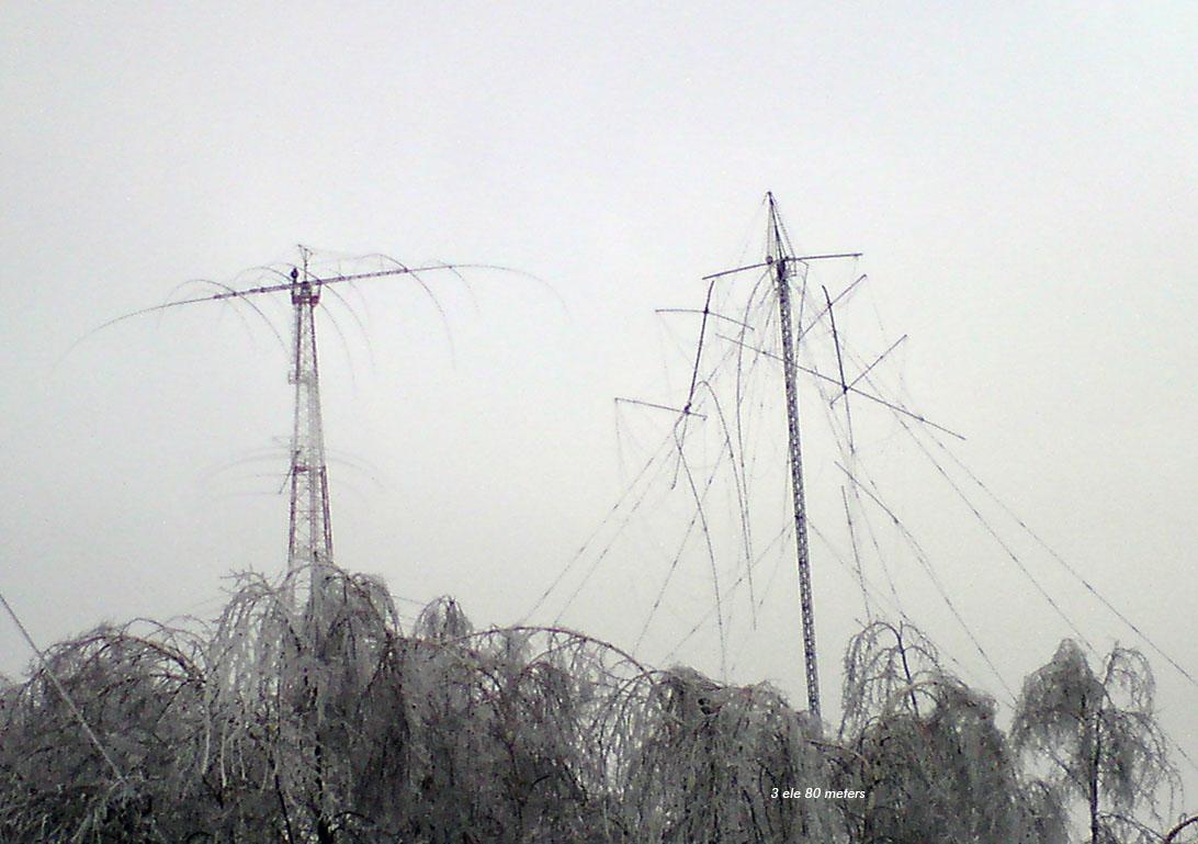 RD3A Antennas