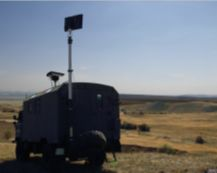 Mobile Surveillance Radar Perimeter Security