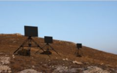 MGSS Mobile Ground Surveillance Radar System