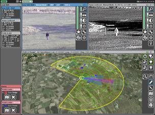 AT LR Surveillance Radar