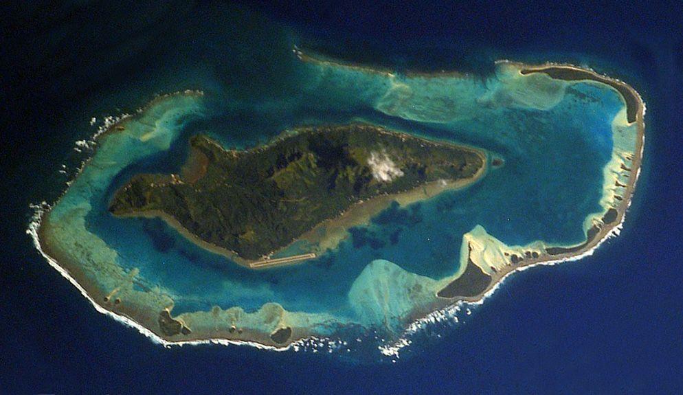 Остров Раиваваэ Острова Аустрал TX6G