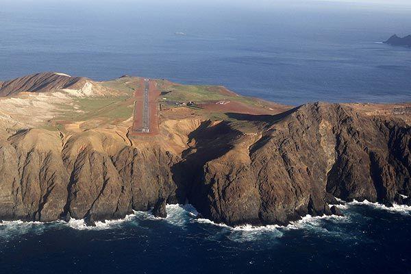 Остров Робинзон Крузо Острова Хуан Фернандез CE0ZOL Аэропорт