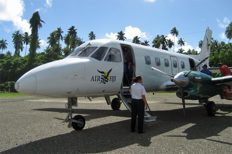 Rotuma Island DX News 3D2AA Air Fiji
