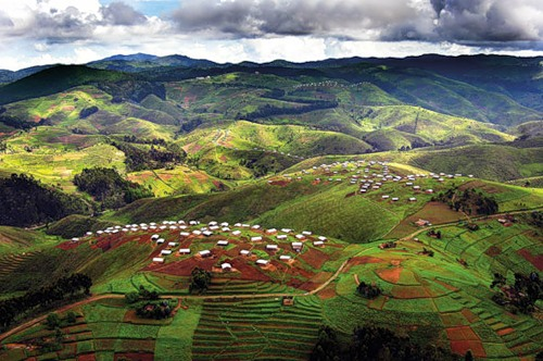 Руанда 9X0HP 9X0L 9X0EME 9X0MB