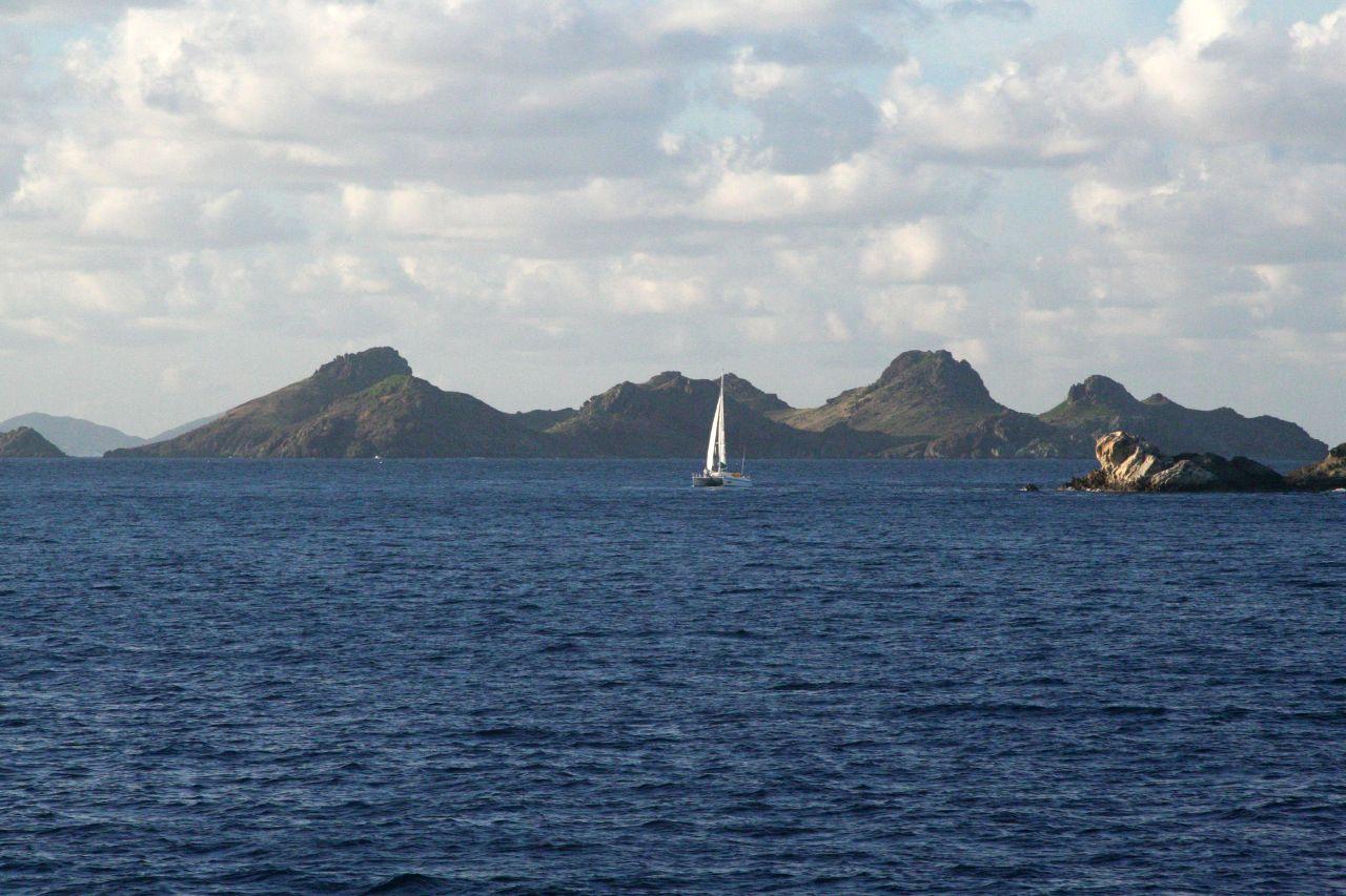 Saint Barthelemy Island TO3A