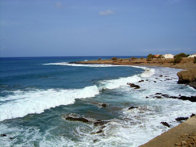 Santiago Island Sao Tiago Island Cabo Verde Cape Verde D44TUE