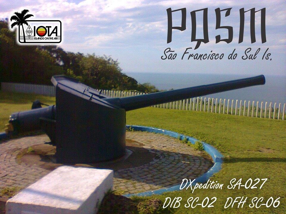 Остров Сан Франсиску ду Сул PQ5M
