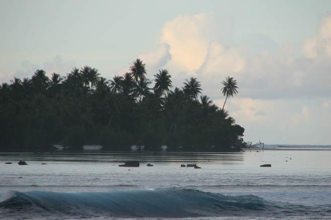 Атолл Сикаиана H44S H44AJ Соломоновы острова