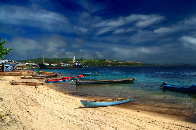 Соломоновы острова H44HP