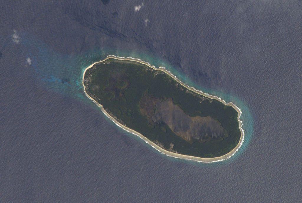 Остров Тераина Остров Вашингтон T32TV Кирибати