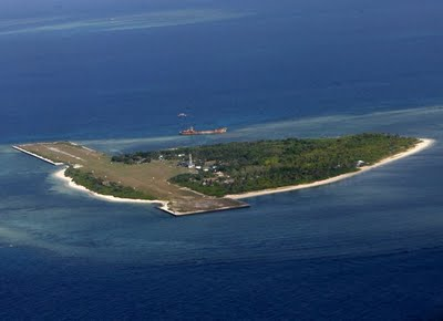 Thitu Pagasa Island Spratly Islands DX0DX