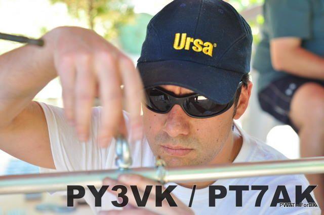 Уругвай CX/PY3VK