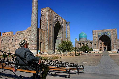 Одноклассники расширяются в Узбекистан