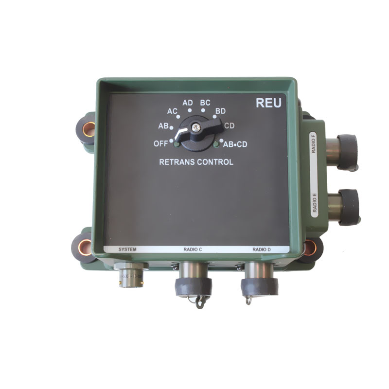 Radio Extension Unit Military Intercom
