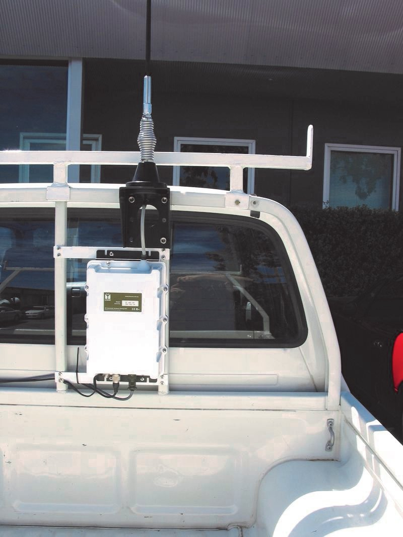 HF Antenna Tuner 4002