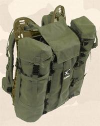 CODAN HF SSB 2110M Manpack Tactical Transceiver