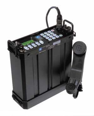 HF Manpack - CODAN 2110 - HF Transceiver