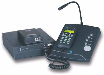 HF Transceiver with Remote Control system