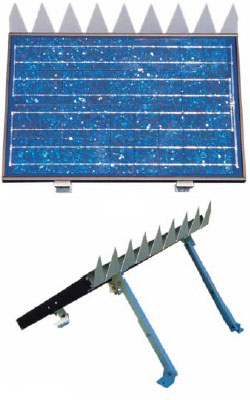 Солнечные батареи моделей CODAN 531, 532 и 533
