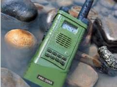 DSSS VHF Radio PRC 3088