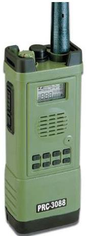 Тактическая УКВ Радиостанция с шифрованием и ШПШ