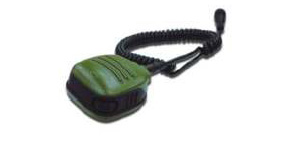 Водонепроницаемый Микрофон Динамик УКВ Тактической Радиостанции PRC 3088