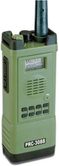 УКВ Военная Тактическая Радиостанция PRC-3088