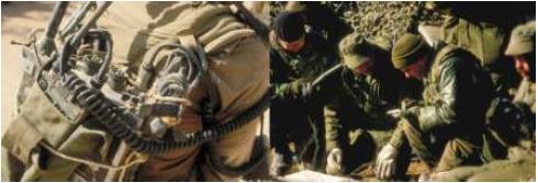 Военный УКВ Трансивер PRC 3088