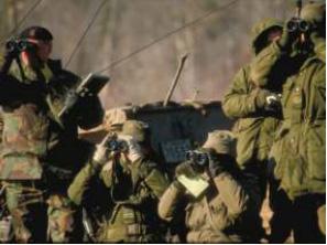 УКВ Радиостанция Батальонного Уровня