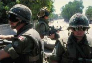 Тактическая УКВ Военная носимая радиостанция PRC 3088