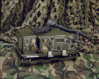 Voice and Data Encryptor for Tactical Radio Communications