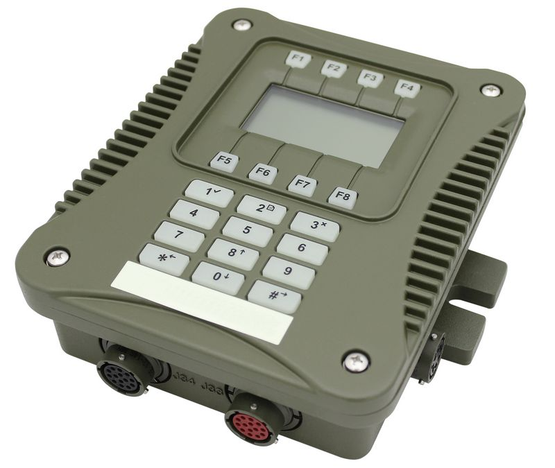 DVIS ACU Advance Crew Unit Military Intercom