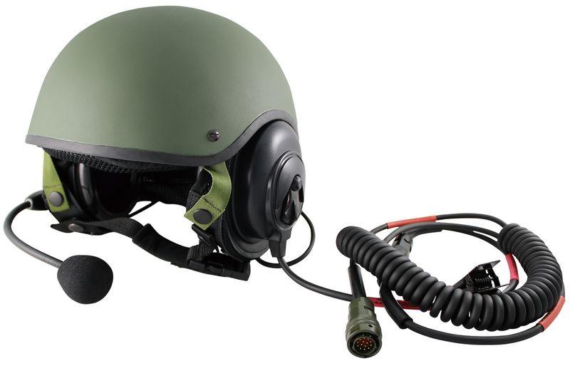ANR Active Noise Reduction Headsets DVIS Intercom