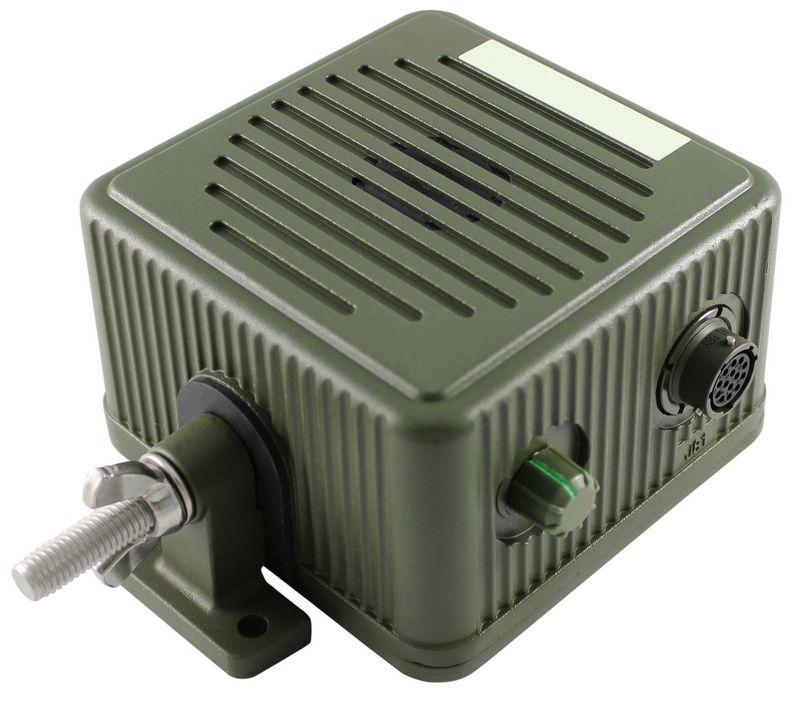 DVIS Loud Speaker <ilitary Intercom System