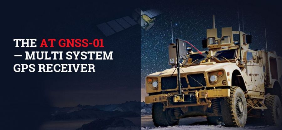 GPS GNSS Receiver Multi System