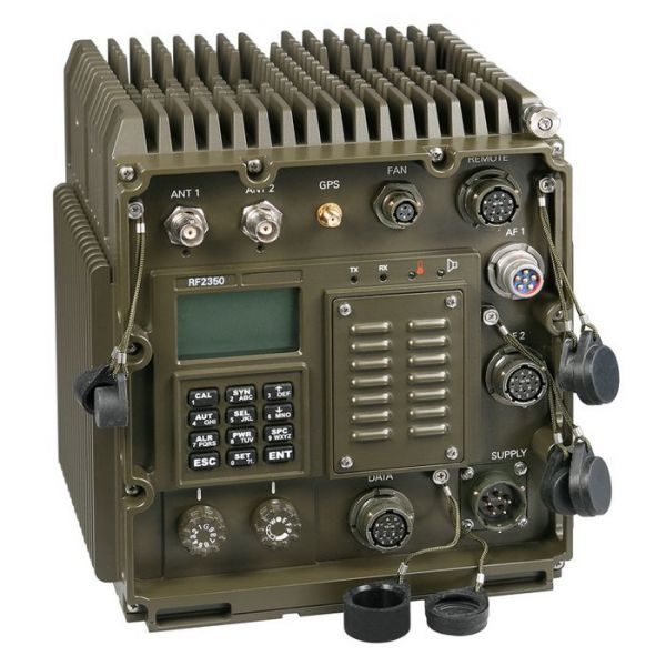 AT RF2350 Multiband UHF Mobile Transceiver