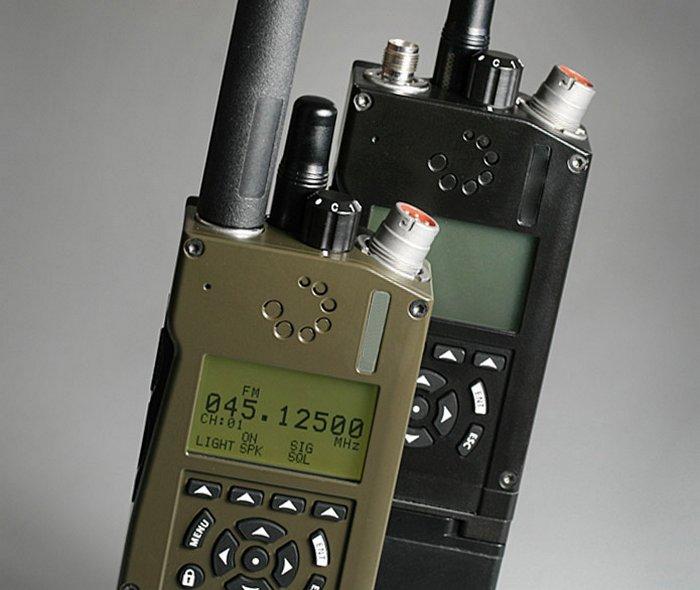 Портативная многодиапазонная радиостанция AT RF40