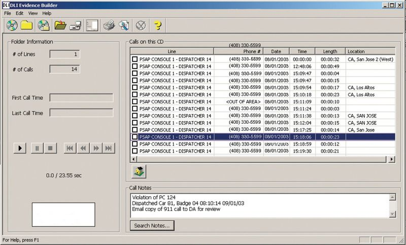 AT USB Voice Logger Data Record Software