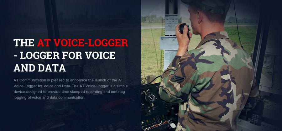 AT Voice Logger Call Record Data