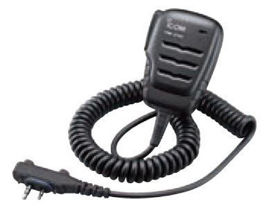 IC-A16E - Speaker Micropfone - VHF Air Band Transceiver