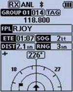 ICom - IC-A25NE/CE - GPS
