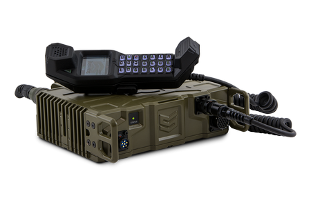 Sentry SDR Radio HF Tactical