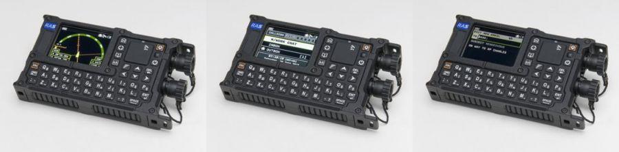 Терминал передачи данных RA5 GPS Местоположение