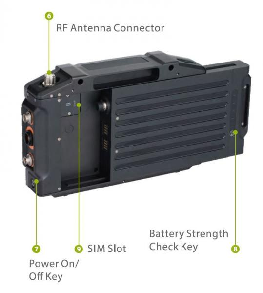 E-Pack100 Repeater Mobile Network