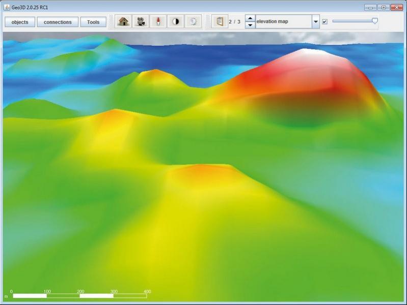 GEO3D Географическая визуализация
