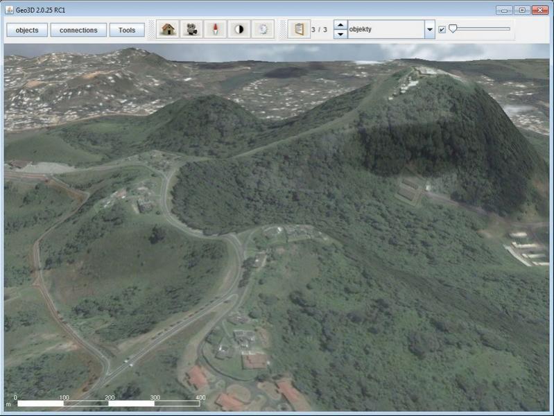 GEO3D Географическая визуализация в реальном времени